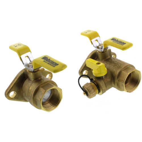 "1-1/4"" IPS x Flange Isolator Circulator Pump Install Kit Product Image"