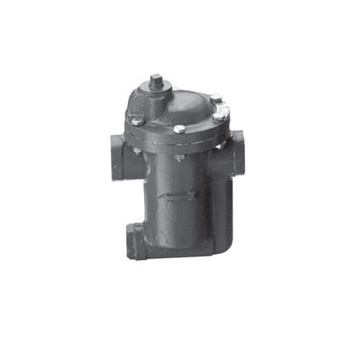 "B0125S-3, 3/4"" Inverted Bucket Steam Trap (w/ Strainer) Product Image"