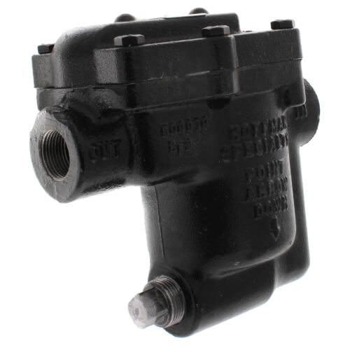 """B1125A-3, 3/4"""" Inverted Bucket Steam Trap (w/o Strainer) Product Image"""