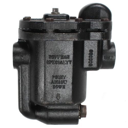 "B4030A-6, 1-1/2"" Inverted Bucket Steam Trap (w/o Strainer) Product Image"