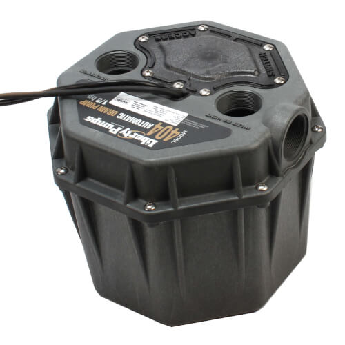 "1/3 HP Residential Drain Pump - 115v - 10 ft Cord, 2"" Connections Product Image"