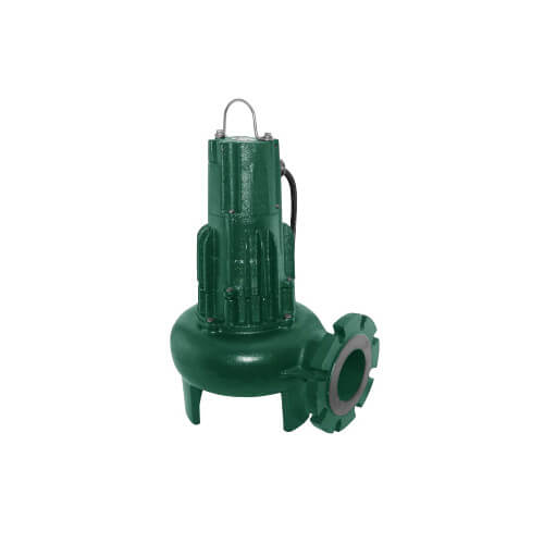 Model E405 Waste Mate Manual Submersible Sewage Pump w/ 20' Cord (230V, 3 HP) Product Image