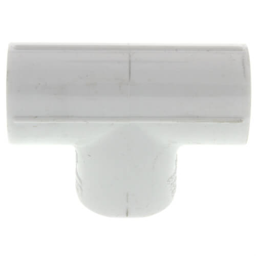 """1/2"""" PVC Sch. 40 Threaded Tee (FIPT) Product Image"""