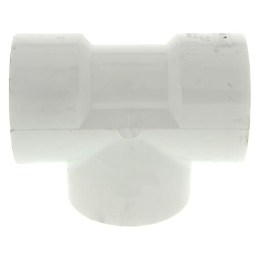 "1-1/4"" PVC Sch. 40 Threaded Tee (FIPT) Product Image"