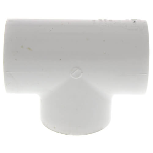 "1-1/2"" PVC Sch. 40 Threaded Tee (FIPT) Product Image"