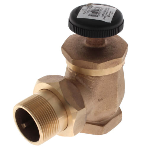 "185 1-1/2"" Angle Supply Valve Product Image"