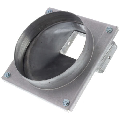 Square to Round Chimney Kit Product Image