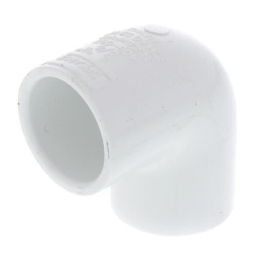 "3/4"" PVC Sch. 40 90° Elbow Product Image"