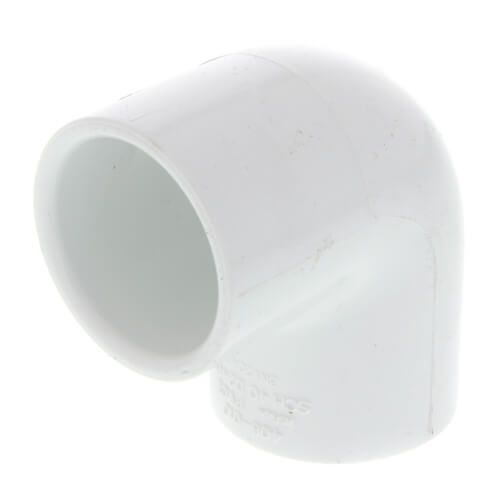 "1"" PVC Sch. 40 90° Elbow Product Image"