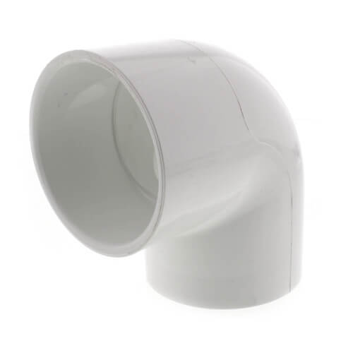 "2-1/2"" PVC Sch. 40 90° Elbow Product Image"