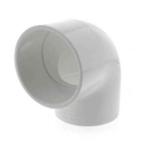 """3"""" PVC Sch. 40 90° Elbow Product Image"""