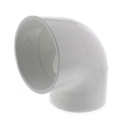 "4"" PVC Sch. 40 90° Elbow Product Image"