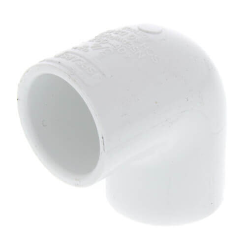 """5"""" PVC Sch. 40 90° Elbow Product Image"""