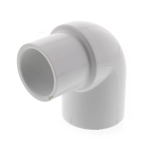 "1"" x 3/4"" PVC Sch. 40 90° Elbow Product Image"