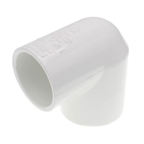 "1-1/2"" x 1-1/4"" PVC Sch. 40 90° Elbow Product Image"