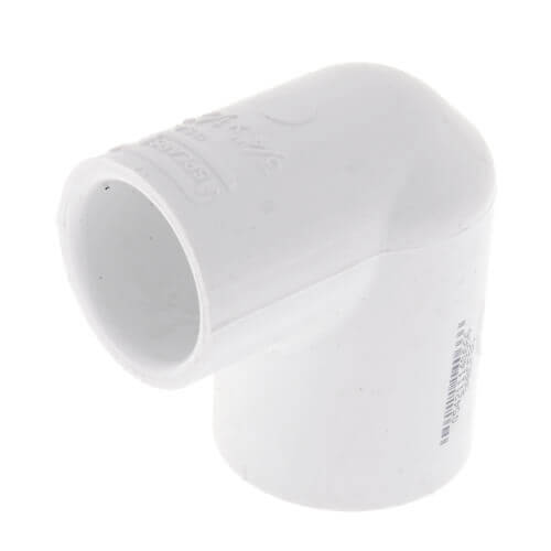 "2"" x 1-1/4"" PVC Sch. 40 90° Elbow Product Image"