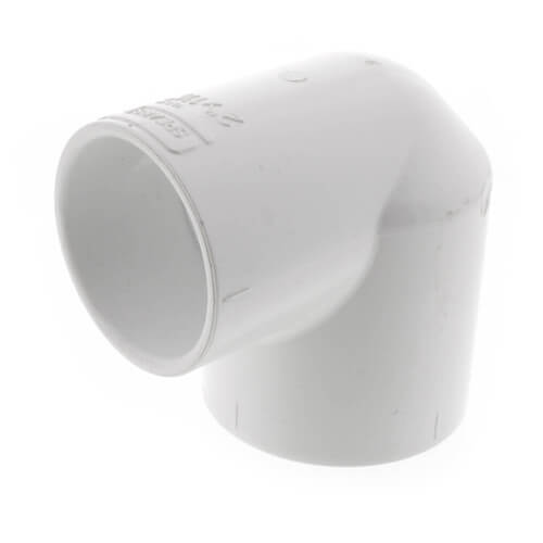 "2"" x 1-1/2"" PVC Sch. 40 90° Elbow Product Image"