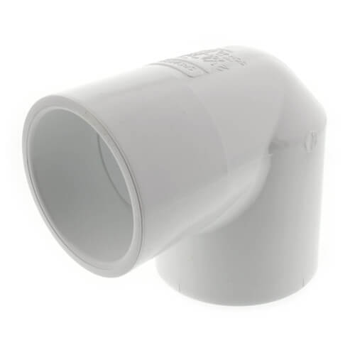 "2-1/2"" x 2"" PVC Sch. 40 90° Elbow Product Image"