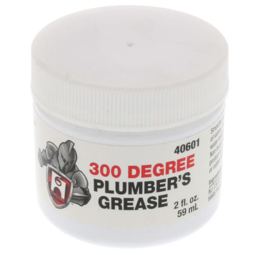 300 Degree Plumbers Grease - 2 oz. Product Image