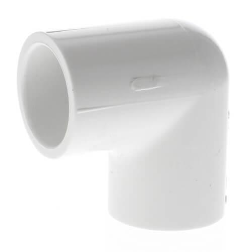 "1/2"" PVC Sch. 40 90° Elbow (Socket x FIPT) Product Image"