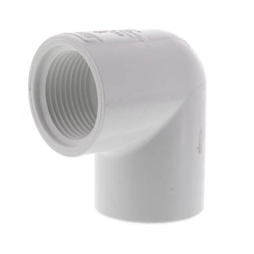 "1"" PVC Sch. 40 90° Elbow (Socket x FIPT) Product Image"