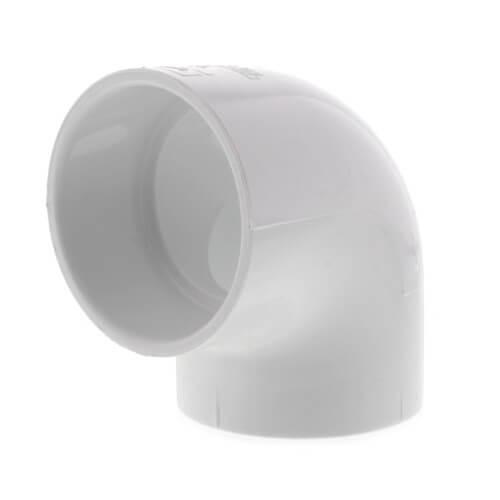 "2"" PVC Sch. 40 90° Elbow (Socket x FIPT) Product Image"