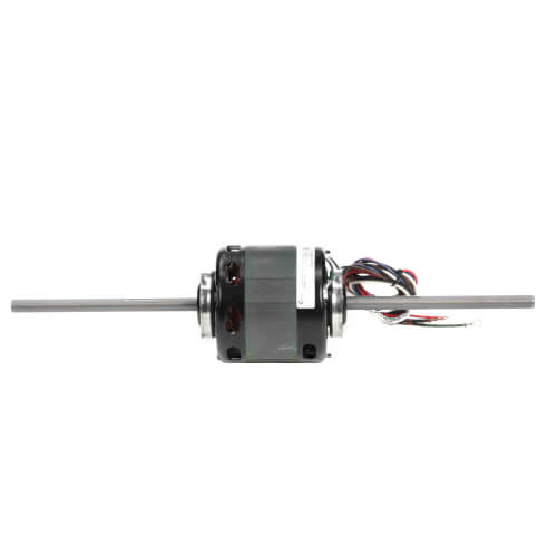"4-5/16"" 4-Speed Double Shaft, Shaded Pole Blower Motor (115V, 1550 RPM, 1/6, 1/9, 1/12, 1/15 HP) Product Image"