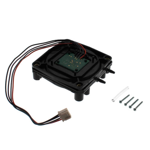 Air Flow Switch Bag Assembly w/ Molex Plug Connection Product Image