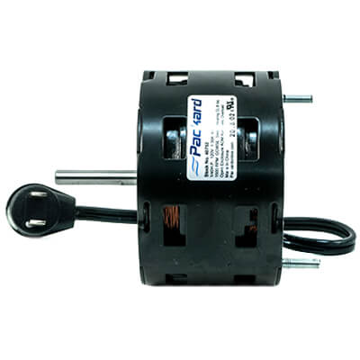 "3.3"" Shaded Pole Motor (1/40 HP, 120V, 1500 RPM) Product Image"