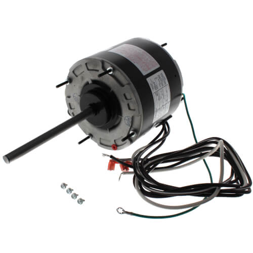 "5-5/8"" Condenser Fan Motor (1/4 HP, 208-230V, 825 RPM) Product Image"