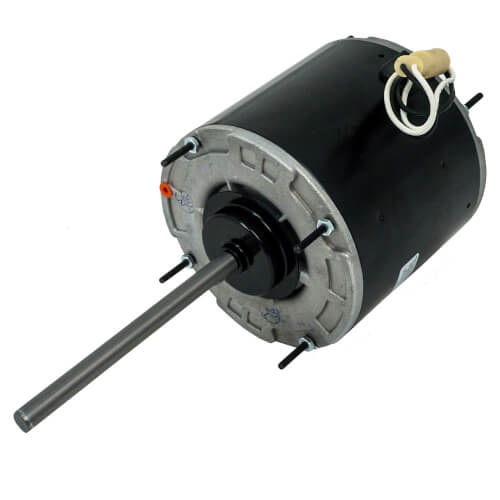 """1-Speed, 5-5/8"""" High Temp. Condenser Fan Motor (1/4 HP, 825 RPM, 208-230 V) Product Image"""
