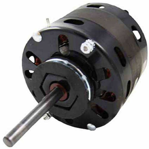 "5"" Direct Drive Blower Motor (1/6 HP, 115V, 1050 RPM) Product Image"