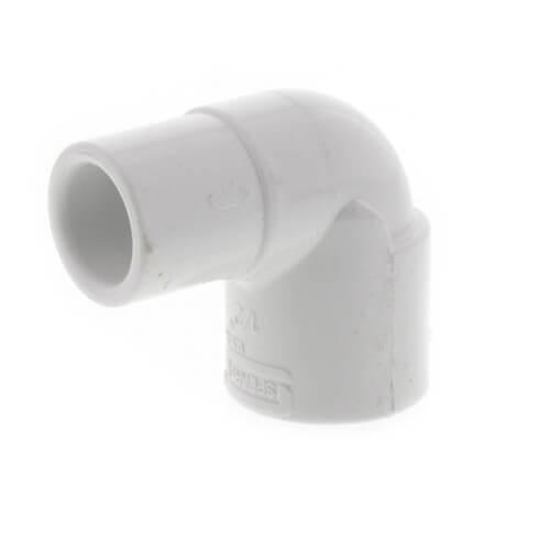 "1/2"" PVC Sch. 40 90° Street Elbow Product Image"