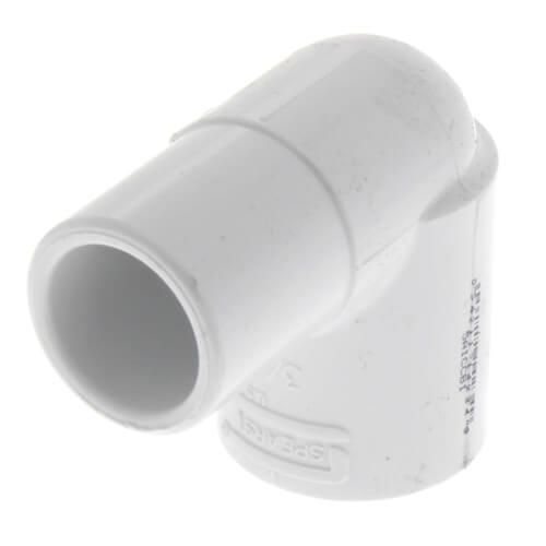 "3/4"" PVC Sch. 40 90° Street Elbow Product Image"