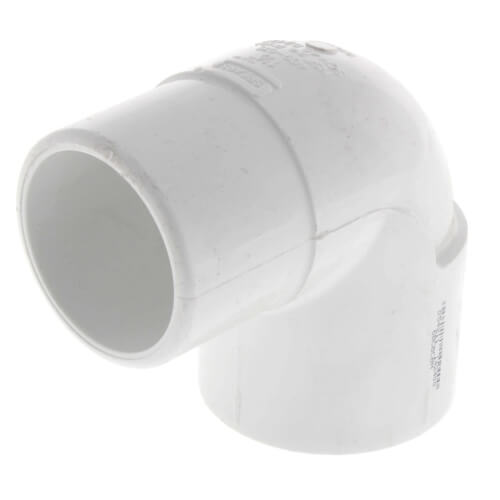 "1-1/2"" PVC Sch. 40 90° Street Elbow Product Image"