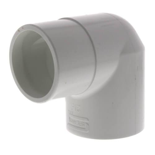 "2-1/2"" PVC Sch. 40 90° Street Elbow Product Image"