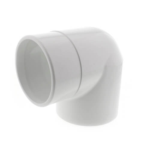 "4"" PVC Sch. 40 90° Street Elbow Product Image"