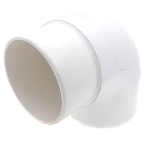 "8"" PVC Sch. 40 90° Street Elbow Product Image"