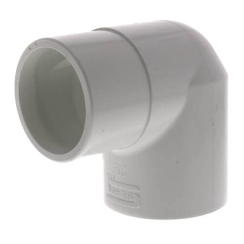 "12"" PVC Sch. 40 90° Street Elbow Product Image"