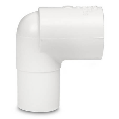 "20"" PVC Sch. 40 90° Street Elbow Product Image"