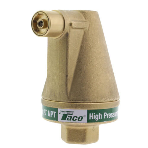 "3/4"" Commercially Rated Brass Vent Product Image"