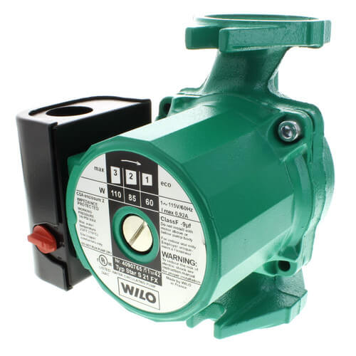Star S 21 FX, 3-Speed Cast Iron Star Series Circulator, 1/12 HP Product Image