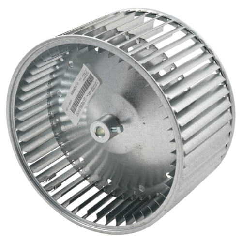 """10-5/8"""" x 6"""" Blower Wheel (1/2"""" Bore) Product Image"""