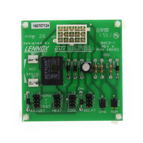 Control Board BDC3-1 Product Image