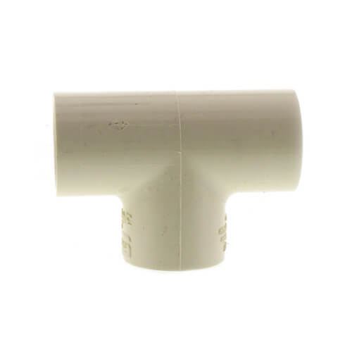 """3/4"""" CPVC CTS Tee (Socket) Product Image"""