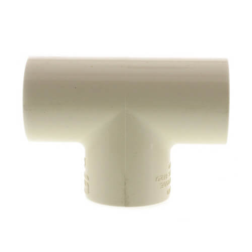 """1"""" CPVC CTS Tee (Socket) Product Image"""