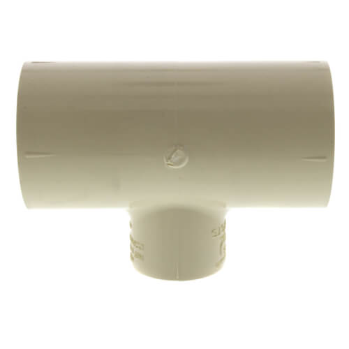 """1-1/4"""" x 1-1/4"""" x 3/4"""" CPVC CTS Reducing Tee (Socket) Product Image"""
