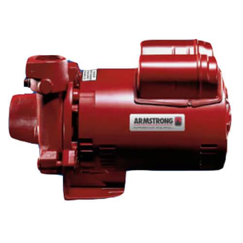 "705S Bronze Impeller 1.25 x 1 Single Phase Pump, 4.5"" Impeller Size, 1.5HP @ 3500 rpm, 115/230v Product Image"