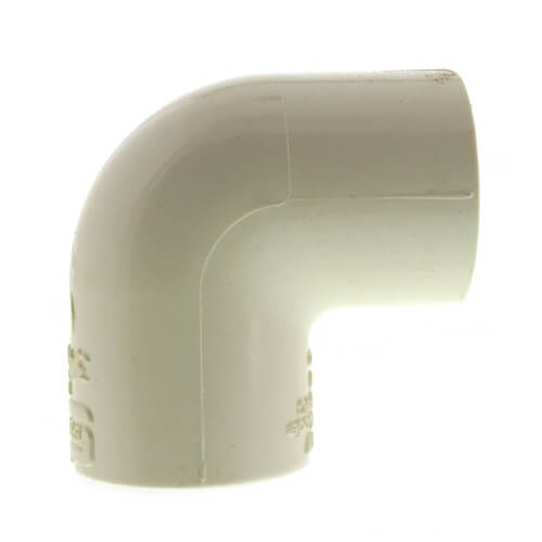 """3/4"""" CPVC CTS 90° Elbow (Socket) Product Image"""