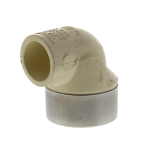 "1/2"" CPVC CTS Special Reinforced 90° Elbow (Socket x FPT) Product Image"